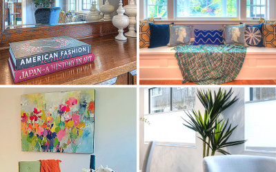 Make your home irresistible with four simple décor elements