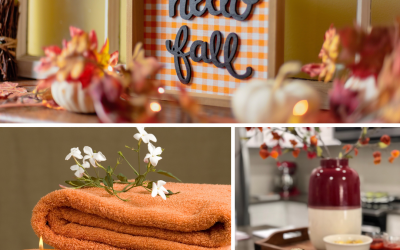 It's time to add some pumpkin spice to your decor